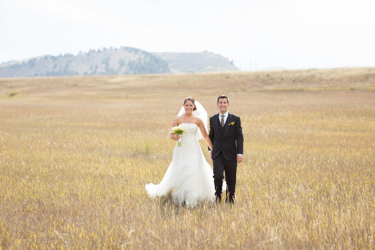 Fort Collins Outdoor Wedding