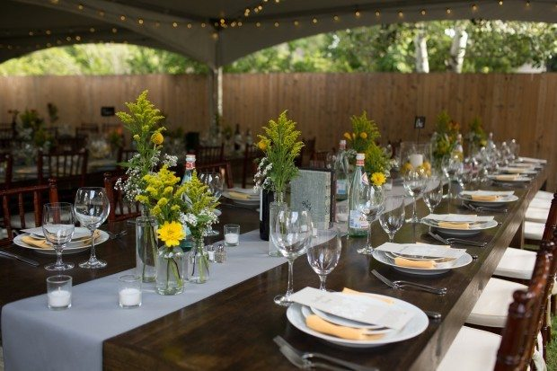 Fort Collins Backyard Wedding