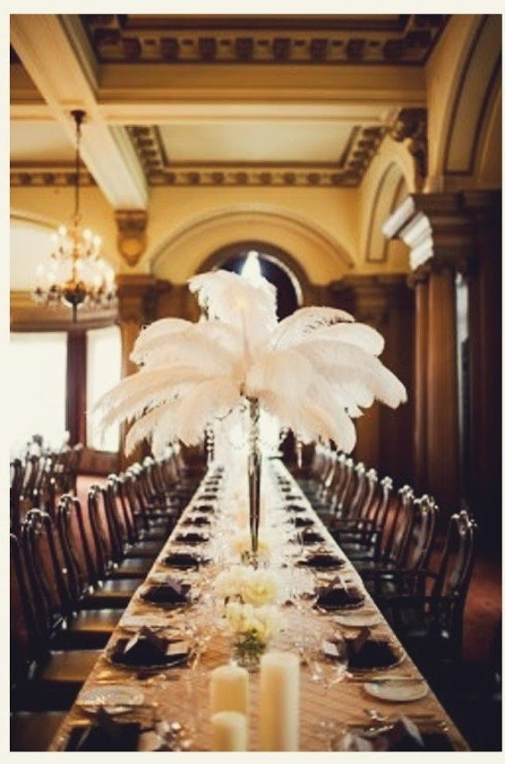 Formal Wedding Decor