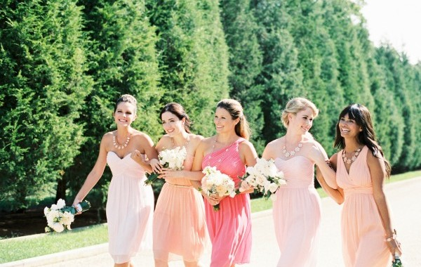 Tips for Mismatched Bridesmaid Dresses
