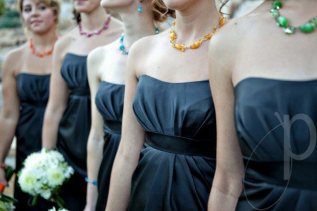 Bridesmaid Accent Jewelry