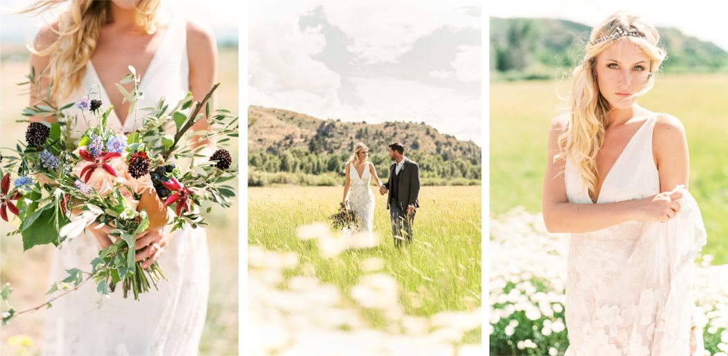 Bruch Creek Ranch Wedding