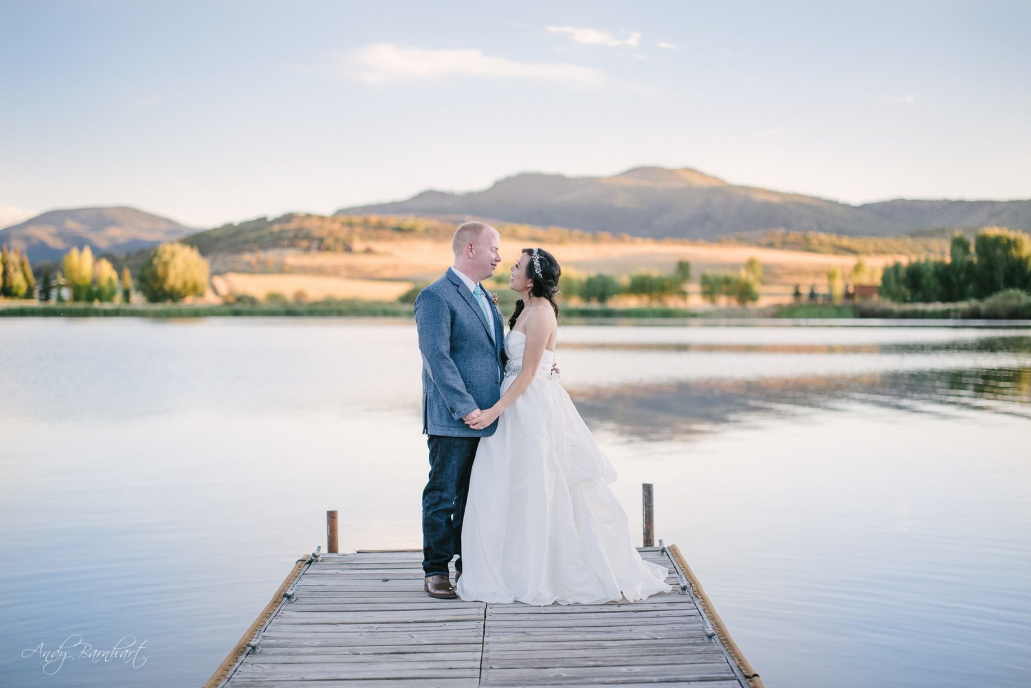 Steamboat springs wedding