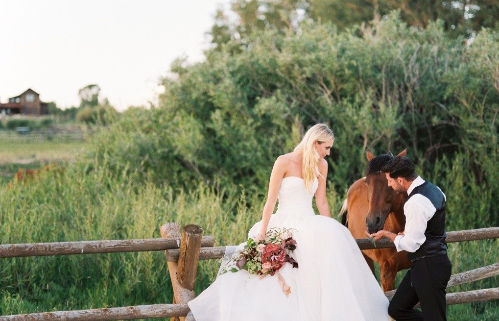 Brush Creek Ranch Wedding planner