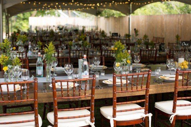 Colorado Mountain Backyard Wedding