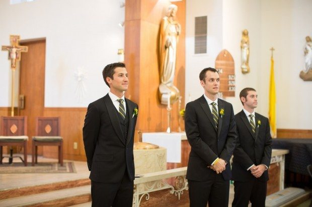 Fort Collins Church Wedding