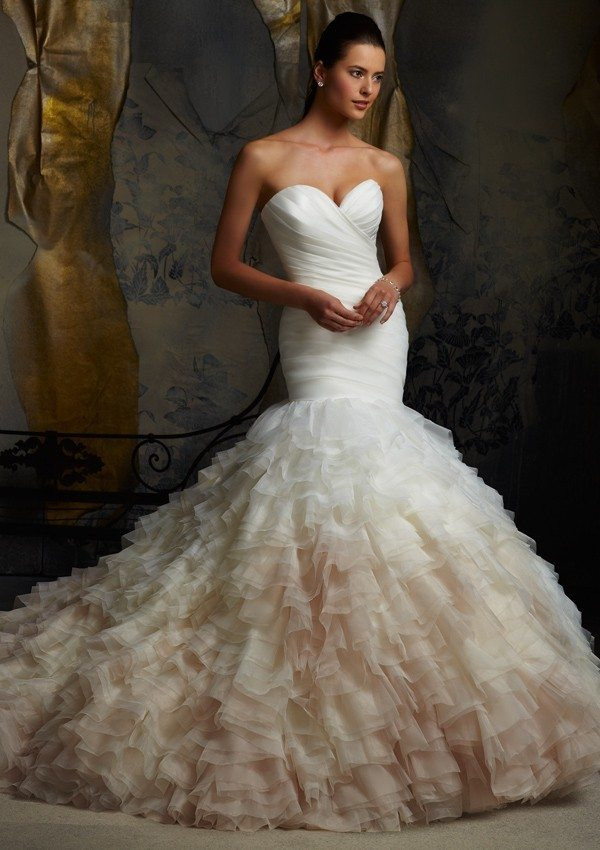Spring 2014 Wedding Dress Trends