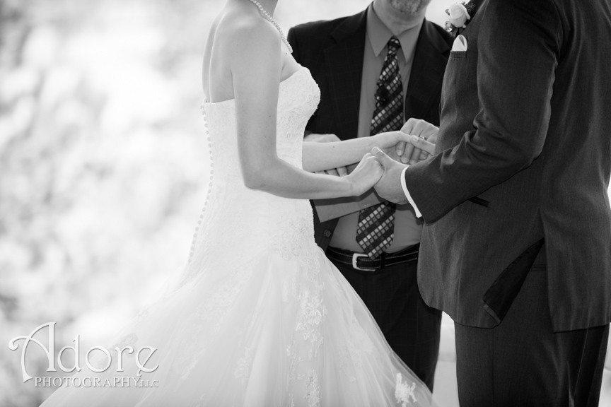 Estes Park Wedding ceremony