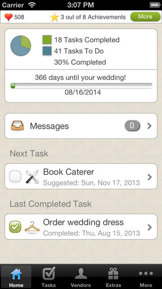 WeddingHappy App