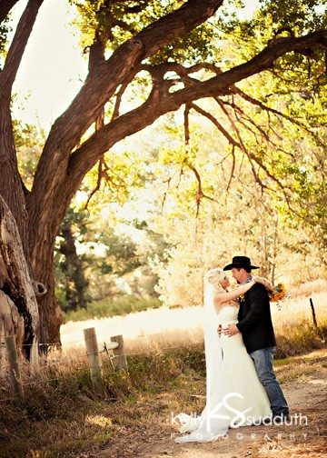 Country Ranch Wedding
