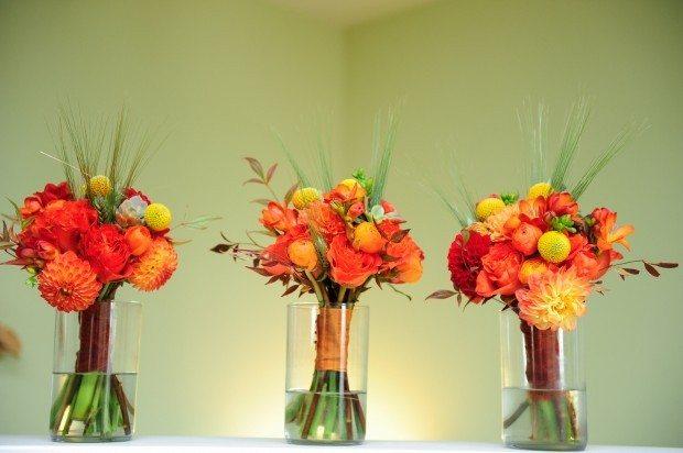 Colorado Fall Wedding Bouquet