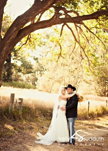 Nebraska Country Wedding