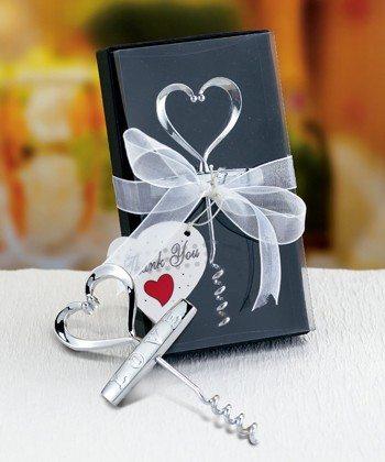 Valentine's Heart Corkscrew
