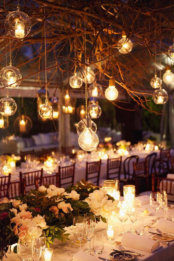 Wedding Lighting - Pink Diamond Events