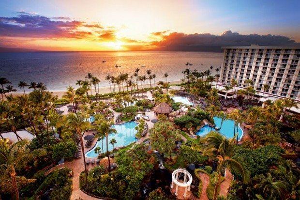 Maui Hawaii Honeymoon Resort