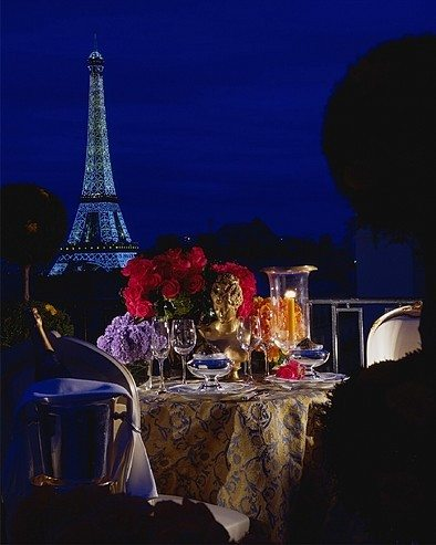 Paris France Honeymoon