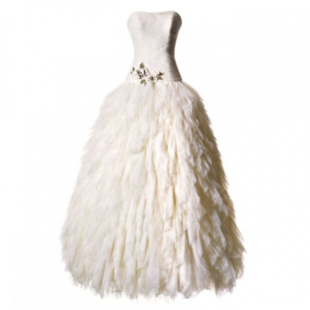 Wedding Dress for Larger Busts
