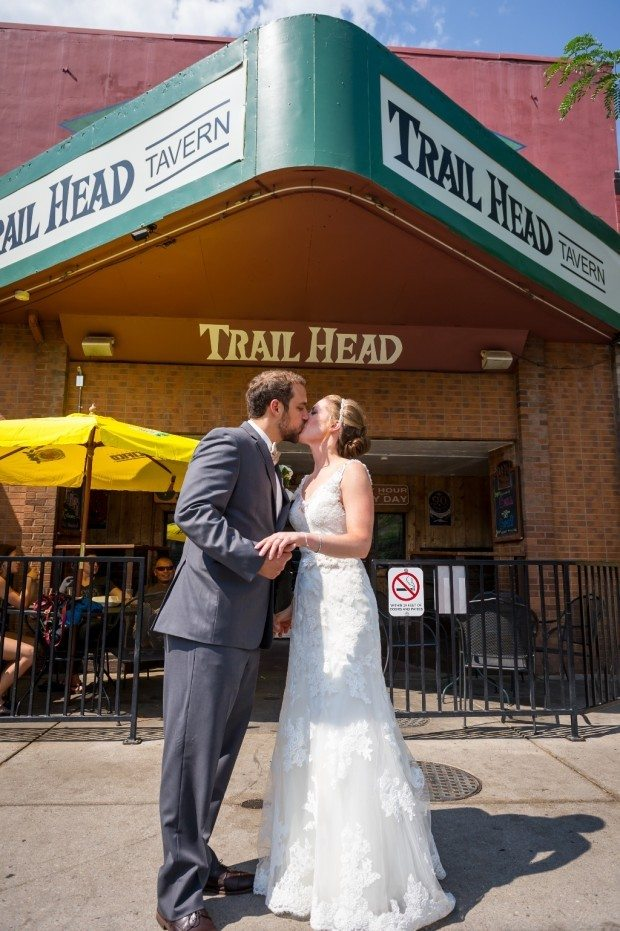 Downtown Fort Collins Wedding