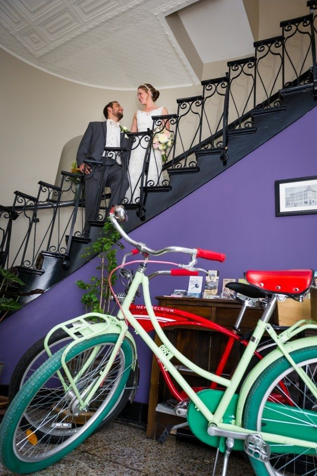 Armstrong Hotel Fort Collins Wedding
