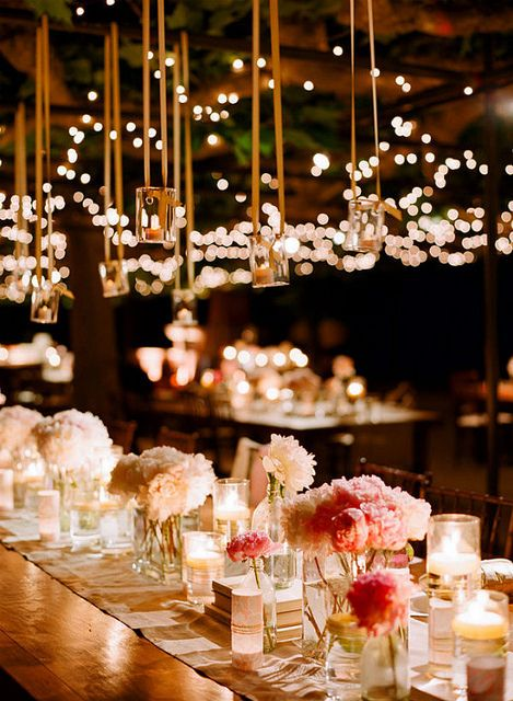 Gold and Blush wedding