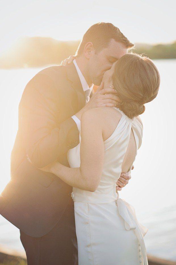Colorado wedding at home