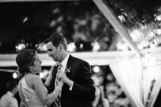 Colorado tent wedding