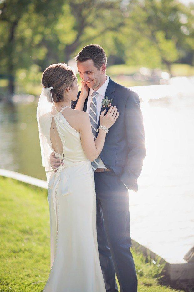 Fort Collins lake wedding