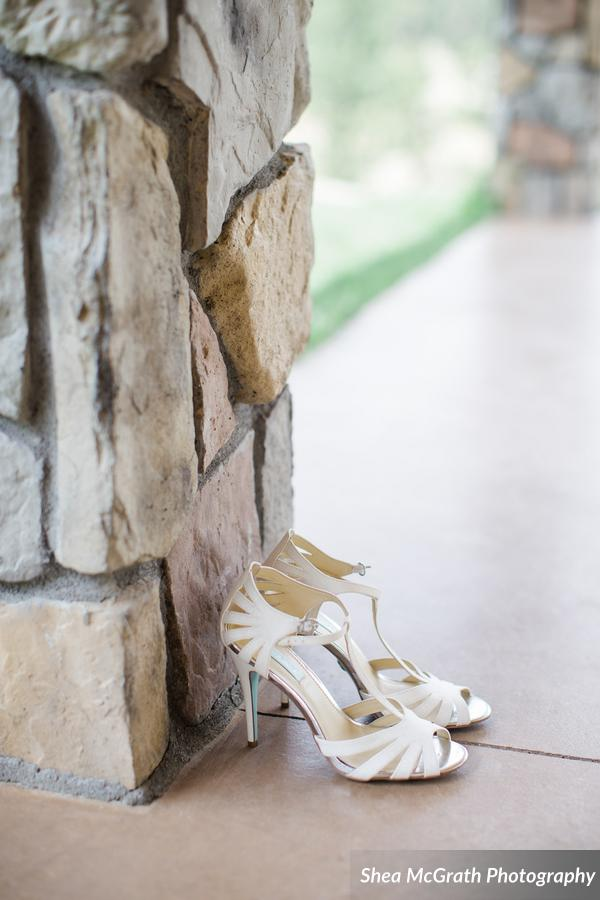 simple wedding in estes park