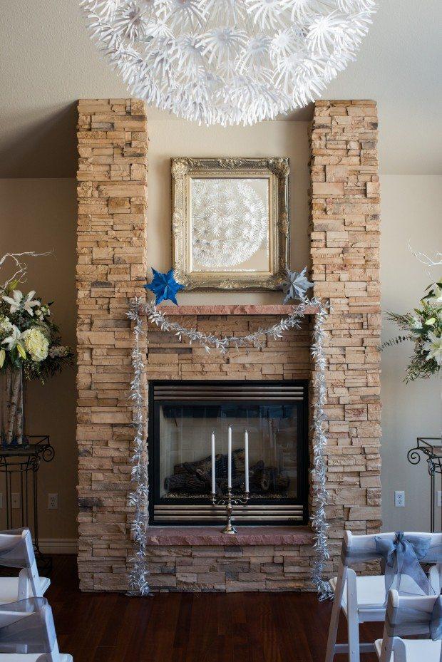 wyoming home wedding