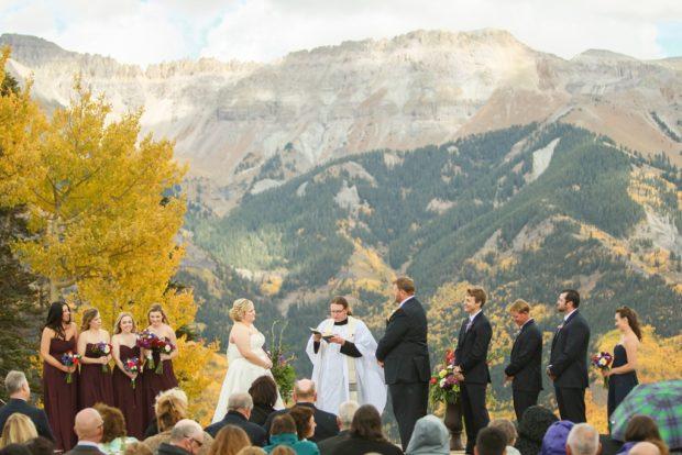 San Sophia Telluride Wedding