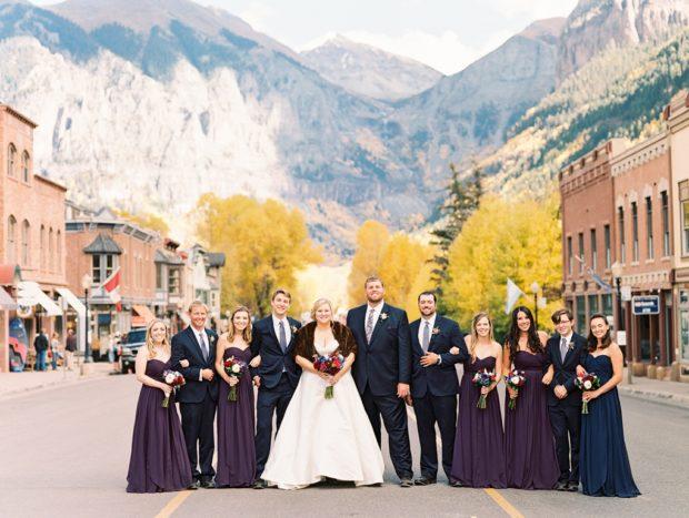 Wedding in Telluride