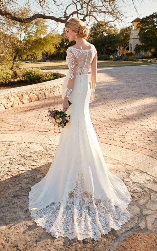 Bridal Dress Trends - Pink Diamond Events